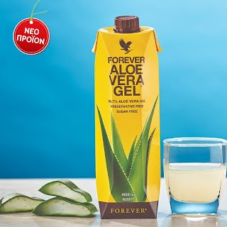 Aloe Vera Gel - Χυμός Αλόης  ( Ελιξίριο μακροζωίας )
